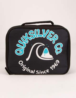 Quiksilver Black Lunch Box
