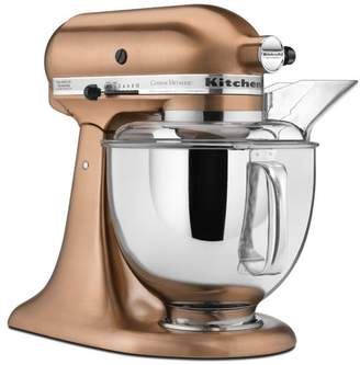 KITCH Custom Metallic Tilt-Back Head Stand Mixer