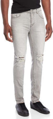 Stampd Essential Split Knee Jeans