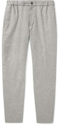 Club Monaco Tapered Donegal Woven Trousers