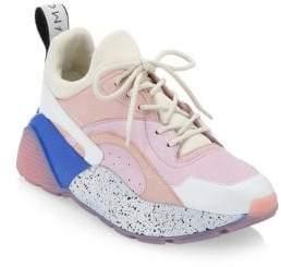 Stella McCartney Eclypse Lace-Up Chunky Sneakers