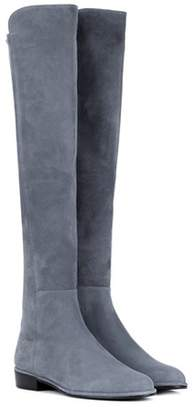 Stuart Weitzman Allgood Skimmer over-the-knee boots