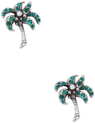 Marc by Marc Jacobs Jewelry Palm Tree Studs