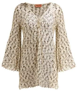 Missoni Mare - Fishscale Crochet Dress - Womens - Multi
