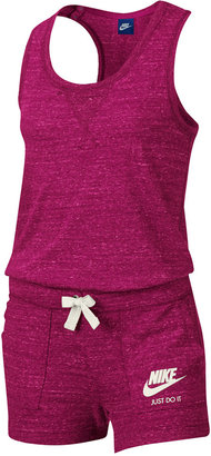 Nike Sportswear Vintage Romper, Big Girls (7-16) $45 thestylecure.com
