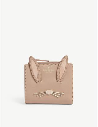 Kate Spade Leather bunny purse