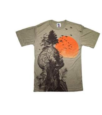 Junk Food Clothing The Hangover Human Tree Men's T-Shirt by Adult)