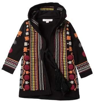 Mimi & Maggie Tapestry Coat (Toddler, Little Girls, & Little Girls)