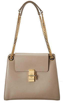Chloé Marcie Annie Leather Shoulder Bag