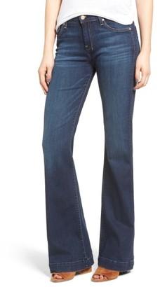 Women's 7 For All Mankind Dojo High Waist Wide Leg Jeans