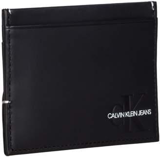 Calvin Klein Jeans Leather Card Holder