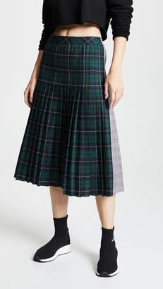 Sandy Liang Uniform Skirt