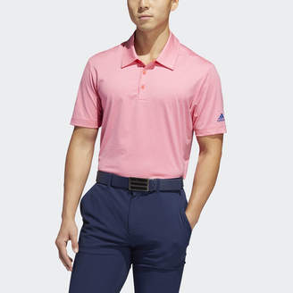 adidas Ultimate365 Heather Polo Shirt