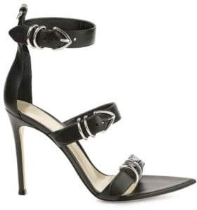 Gianvito Rossi Strappy Stiletto Sandals