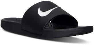 e3a757afda1e ... Nike Big Boys  Kawa Slide Sandals from Finish Line