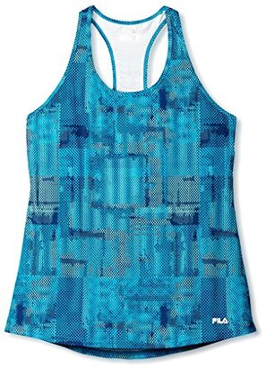 Fila Women's Loose Fit Printed Tank $28 thestylecure.com