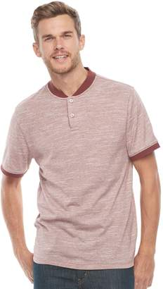 Method Products Men's Regular-Fit Half-Collar Henley