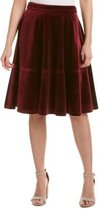 Lucy Paris Midnight A-Line Skirt