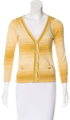 See by Chloe Long Sleeve V-neck Cardigan
