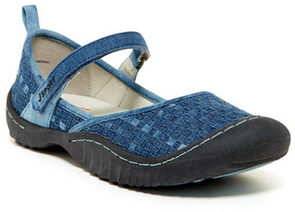 Jambu Cara Vegan Mary Jane $69 thestylecure.com
