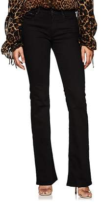 Care Label Women's Julia High-Rise Straight Jeans - Black