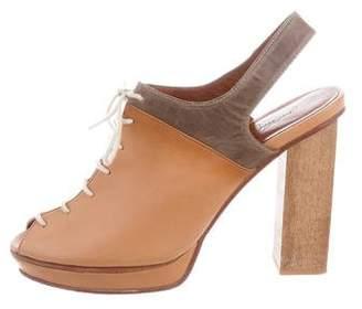 Rachel Comey Platform Lace-Up Sandals