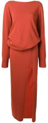Jacquemus loose fitted dress