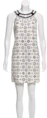 Emilio Pucci Beaded Shift Dress