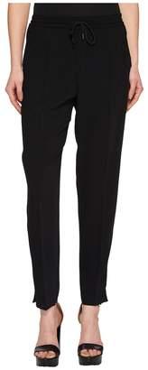 Sportmax Steppa Drawstring Dress Pants Women's Casual Pants
