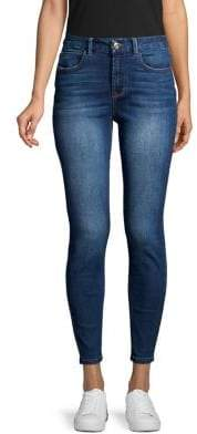 Kensie jeans High-Rise Cropped Jeans