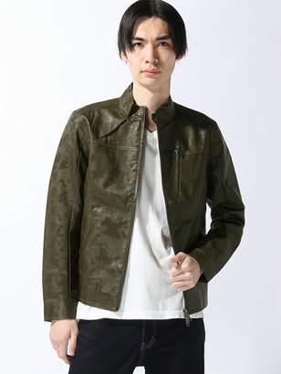 Men's Bigi (メンズ ビギ) - MEN'S BIGI 迷彩柄ジャケット メンズ ビギ コート/ジャケット
