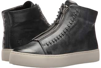 Frye Lena Rebel Zip High Women's Lace up casual Shoes