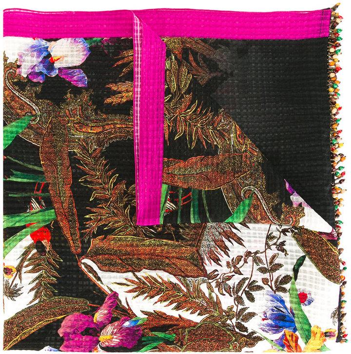 EtroEtro printed scarf