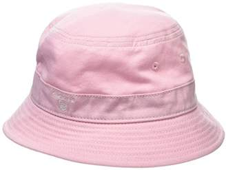 Gant Baby Girls' Twill Sunhat,Medium (Manufacturer Size: M (48-50))