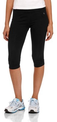 Danskin Women's Cotton Sport Capri Tight