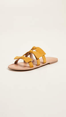 Jeffrey Campbell Atone Bow Sandals