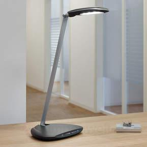 LED-Schreibtischlampe Pulse - variable Lichtfarbe