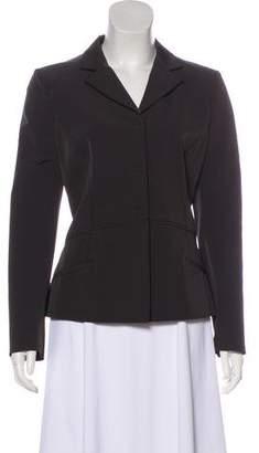 Prada Structured Button-Up Jacket