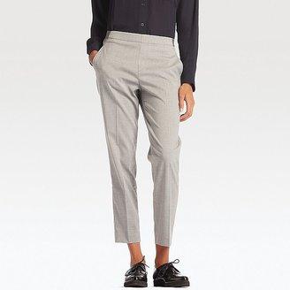 UNIQLO Women's Smart Style Ankle Length Pants $39.90 thestylecure.com