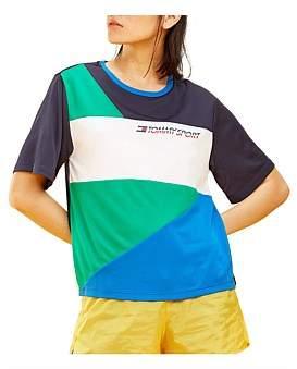 Tommy Hilfiger Statement Colourblock T-Shirt
