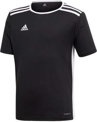 adidas Youth Entrada 18 Jersey T-Shirt, Big Boys