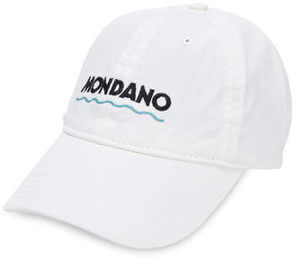 Wood Wood slogan embroidered cap