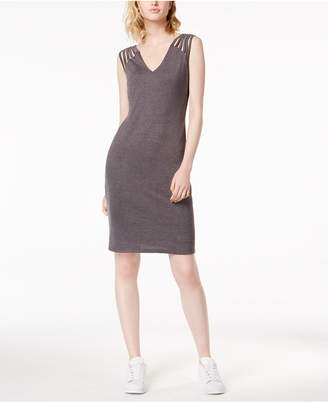 Bar III Strappy T-Shirt Dress, Created for Macy's