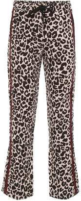 N°21 Leopard Printed Trousers