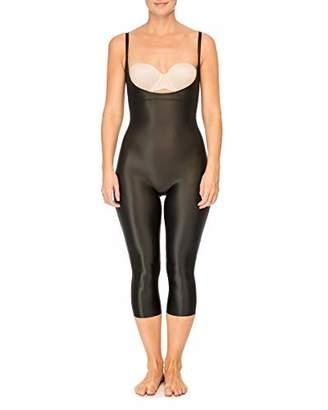 Spanx Womens Suit Your Fancy Open-Bust Catsuit