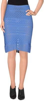 Au Jour Le Jour Knee length skirts