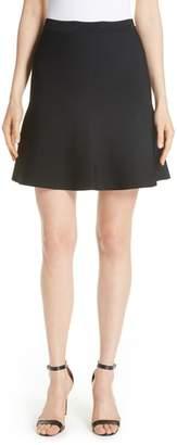Theory Flared Miniskirt