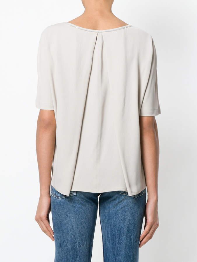 Fabiana Filippi scoop neck T-shirt