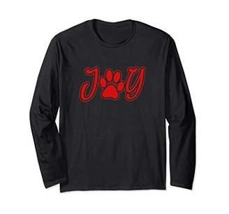 IDEA Funny Joy Animal Pet Lover Cute Christmas Gift T Shirt