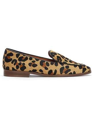 Daniel Footwear Daniel Carwell Calf Hair Loafers